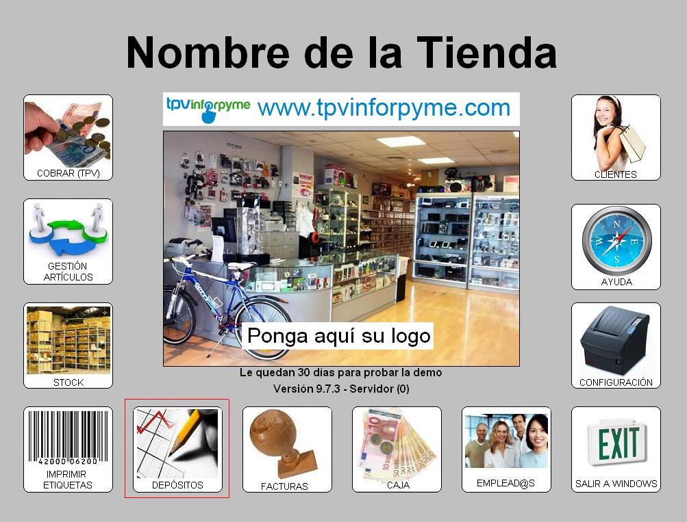 Programa tpv tienda objetos de segunda mano - Objetos de segunda mano ...